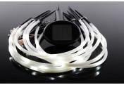 Solar Wegbeleuchtung 32 LED weiß Blinkfunktion